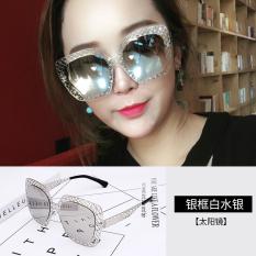 Jual Kepribadian Baru Kacamata Hitam Wanita Kacamata Hitam Tiongkok