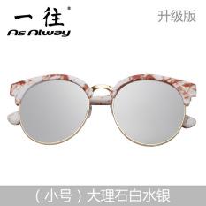 Toko Trendi Pria Karakter Kotak Setengah Polarisasi Kaca Mata Kacamata Hitam Terlengkap Di Tiongkok