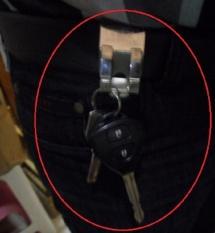 Katalog Key Holder Sabuk Ikat Pinggang Untuk Pria Untuk Gantungan Kunci Mobil Motor Rumah Dll Oem Terbaru