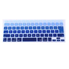 Keyboard Film Pelindung 13.3 Inch untuk Apple MacBook Air MacBook Pro (Jepang Versi Bahasa Inggris Gradient Biru)