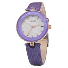 Kezzi KW-952 Wanita Kuarsa Jam Tangan Buatan Berlian Tombol Penyetel Arloji-Internasional