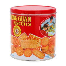 Khong Guan Assorted 650gr
