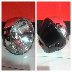 Beli Kic Lampu Headlamp Tiger Revo Kuwano 7 Inch Terbaru