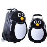 Toko Kids 2 Pc Travel Tots Bagasi Ringan Backpack Penguin Luggage Set Intl Tiongkok