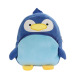 Penawaran Istimewa Pola Hewan Kartun Anak Bayi Anak Kecil Tas Sekolah Ransel Mewah Lembut Biru Penguin Terbaru