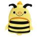 Promo Anak Bayi Anak Kecil Pola Kartun Hewan Plush Lembut Tas Sekolah Ransel Kuning Lebah Thinch Terbaru