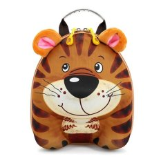 Toko Kids Kindergarten Bag 3D Cartoon Boys Sch**l Backpack Tiger Intl Terlengkap
