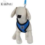Spesifikasi Kimpets Pet Harness Jala Lembut Kerah Kucing Anjing Leash Tali Rompi Internasional Lengkap