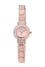 Toko King G*Rl Fashion Wanita Strap Stainless Steel Gold Watch A9133 Online