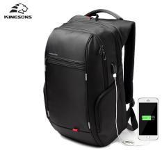 Katalog Kingsons Ks3140 W 15 6 Inci Kota Elite Casing Desainer Laptop Ransel Air Tahan Anti Pencurian Laptop Rucksack With Usb Pengisian Port Hitam Oem Terbaru