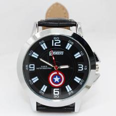 Spesifikasi Kisnow America Fashion Film Watches Warna Avenders Intl Terbaik