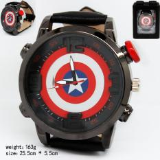 Diskon Kisnow America Fashion Film Watches Warna Kapten Intl Tiongkok