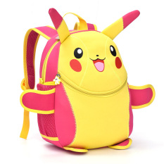 Promo Kisnow Baby Mini Korean Style 1 6 Years Old Children Cute Lovely Cartoon Foam Rubber Composite Cotton Backpack Bag Color Pink Intl Kisnow Terbaru