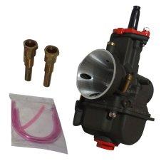 Spesifikasi Kitaco Karburator Carbulator Pwk 28 Hitam Merk Kitaco