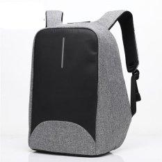 Beli Kkcat 15 6 Inch Usb Desain Unisex Tas Ransel Untuk Sekolah Backpack Casual Rucksack Daypack Oxford Laptop Fashion Man Ransel Intl Di Tiongkok