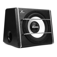 KLANG Pro 2000W 2 Inch 12V 4 Ohm Truck Car Active Subwoofer BASS Audio Speaker - intl