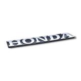 Toko Klikoto Emblem Mobil Variasi Tulisan Honda Hitam Terlengkap Di Indonesia