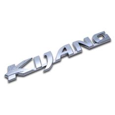 Model Klikoto Emblem Mobil Variasi Tulisan Kijang Terbaru