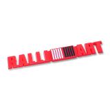 Beli Klikoto Emblem Mobil Variasi Tulisan Ralli Art Merah Indonesia