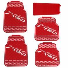 Cara Beli Klikoto Karpet Variasi Mobil Universal Model Trd Merah