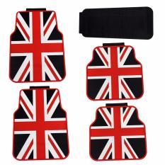 Harga Klikoto Karpet Variasi Mobil Universal Motif Inggris England Hitam Lengkap