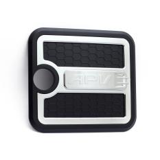 Promo Toko Klikoto Tank Cover Plastik Black Chrome Apv