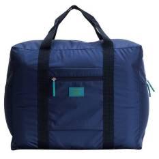 Jual Kn Luggage Bag Biru Antik