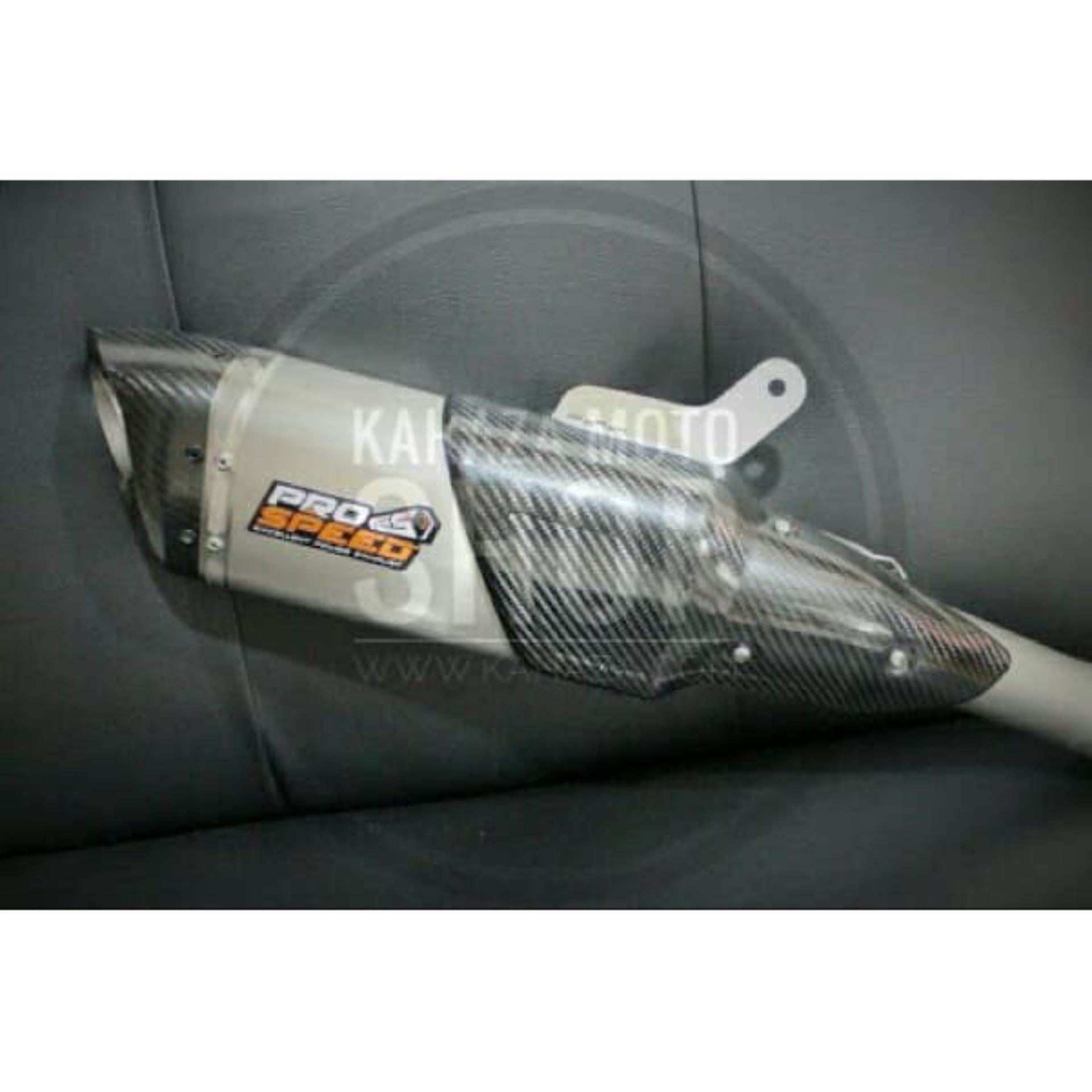 Penawaran Spesial Knalpot Prospeed Mf Black Yamaha R25 Mt25 Series Mt 25 Slip On Original Brand Viper Honda Cbr250rr Fullsystem Free Mide Pipe Guard