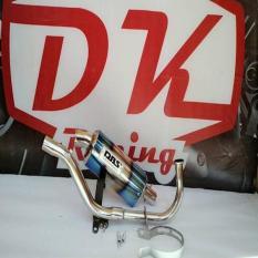 Spesifikasi Knalpot Racing Dbs Honda Vario 150 Super Top Quality Terbaik