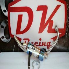 Harga Knalpot Racing Dbs Oval Honda Cbr 150 Facelift Super Top Quality Branded