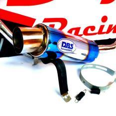 knalpot racing dbs yamaha vega r istimewa