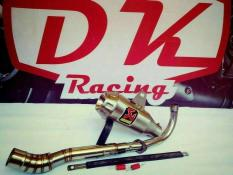 Jual Knalpot Racing Honda Allnew Revo Akrapovic Monster High Quality Original