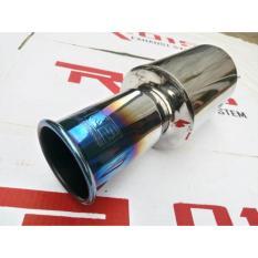 Ulasan Lengkap Tentang Knalpot Racing Mobil Hks Cincin Blue Series High Quality Muffler Full Stainles Berkualitas