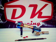 Diskon Knalpot Racing New Cbr 150 R Feslif Akrapovic Pelangi Slip On High Peforma Akhir Tahun