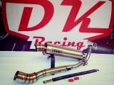 Spesifikasi Knalpot Racing Suzuki Shogun R Pdk Fullsystem Best Quality Lengkap Dengan Harga