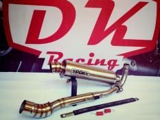 Harga Knalpot Racing Suzuki Shogun R Pdk Fullsystem Best Quality Multi Ori