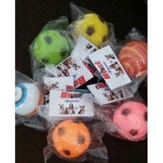 Mainan Bola Karet Anjing