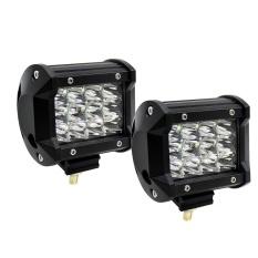 Kobwa Umum 4 Inch 36 W LED Bar Lights Lampu Kerja Lampu Mati-Jalan Jeeps-Internasional