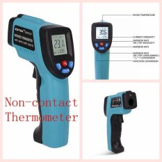 Kobwa Presisi Industri Infrared Thermometer Zoyi Gm550 Compact Laser Digital Infrared Thermometer-58 °f Dan 1022 °f Akurat Adjustable Emisivitas Led Lampu Latar Displayr-Intl By Kobwa Direct.