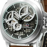 Beli Kobwa Luxury Fashion Men Classic Business Watch Automatic Hollow Mechanical Retro Watches Waterproof Intl Cicilan
