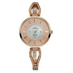 Koklopo Guangzhou Zhenbei Gift Watches Produsen Grosir Fashion Watches Boutique Dekorasi Bermutu Tinggi Ladies Watch Watch (Rose Gold)