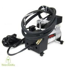 Kompresor Angin Mini Portable Real 100Psi - Pompa Ban Mobil - Sepeda Motor