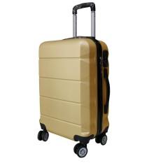 Koper Polo Expley Hardcase Luggage 20 Inchi 802-20 Gold Waterproof