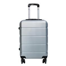 Koper Polo Expley Hardcase Luggage 24 Inchi 802-24 Anti Theft Original - Silver