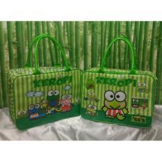 Toko Jual Koper Travel Bag Karakter Super Kanvas Untuk Tas Piknik