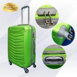 Review Koper Travel Murah Roda 4 Robert Ansell Abs Hardcase 20 Inch Banten