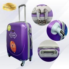Koper Travel Murah roda 4 Robert Ansell ABS Hardcase 20