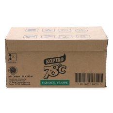 Spesifikasi Kopiko 78 C Caramel Frappe 240 Ml Karton Isi 24 Dan Harga