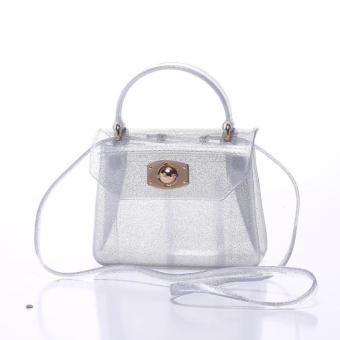 Daftar Harga Gaya Korea anak-anak Tas Putri anak prempuan tas selempang  Imut anak perempuan tas kecil modis jelly tas tangan tas bahu tunggal musim  panas ... f319c3d0e3