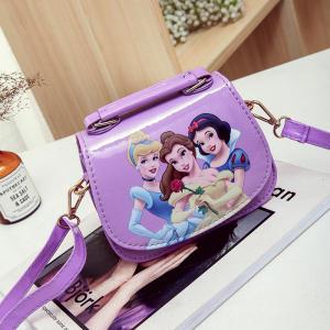 Gaya Korea anak-anak Tas anak prempuan tas selempang modis tas putri Imut  anak perempuan ef1a640fa1